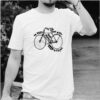 To Keep Your Balance You Must Keep Moving Bicycle Shirt